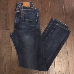 EUC: Men's Lucky Brand Heritage Slim Denim Jeans